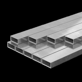 Труба профильная низколегированная (НЛГ) 400х400х8