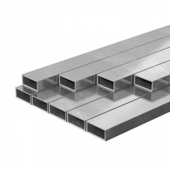 Труба профильная низколегированная (НЛГ) 400х300х20