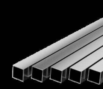 Труба профильная нержавеющая (Н/Ж) 80х80х2