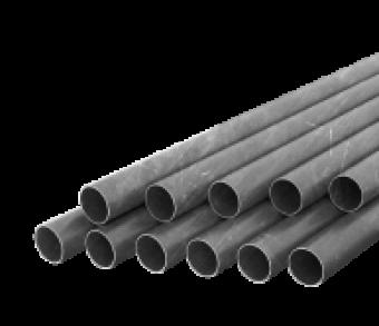 Труба водогазопроводная (ВГП) оцинкованная (ОЦ) 89ДУ 4